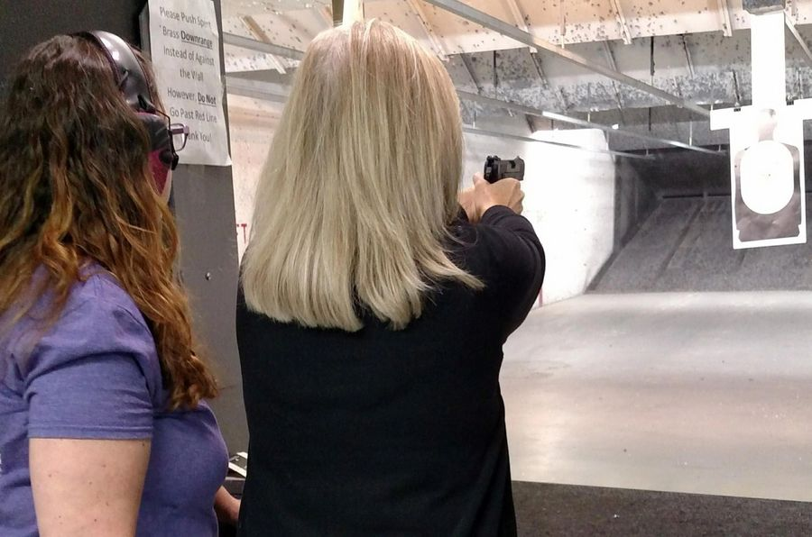 Pistol Basics for Women